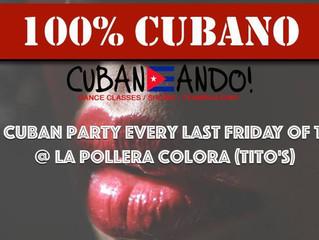 100% CUBANO - CUBAN PARTY