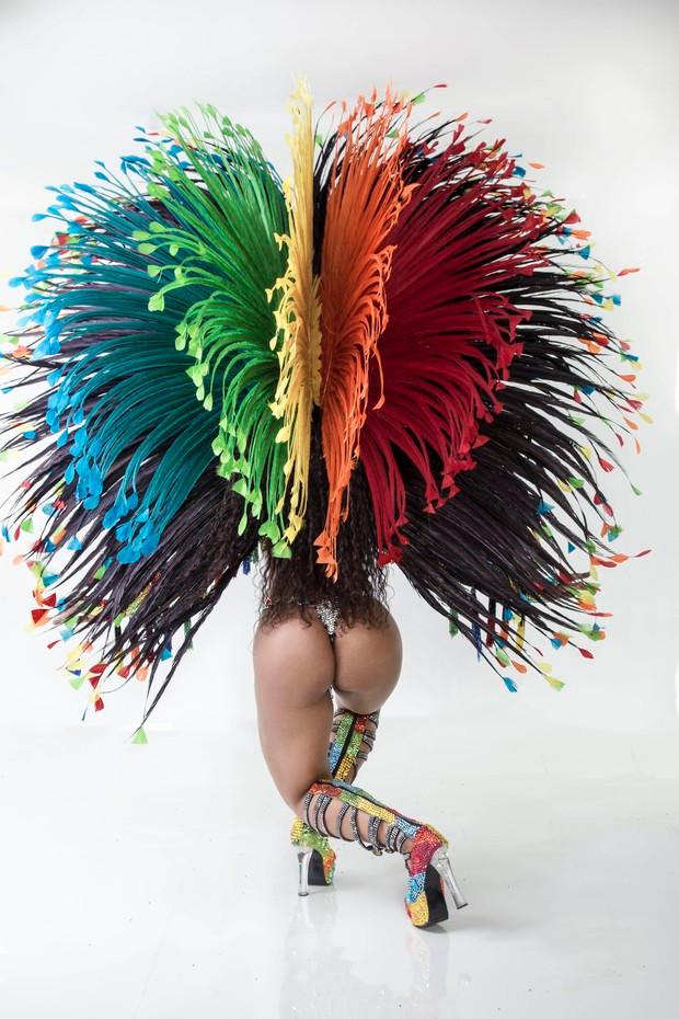 Brazilian Samba Dancer for events in London