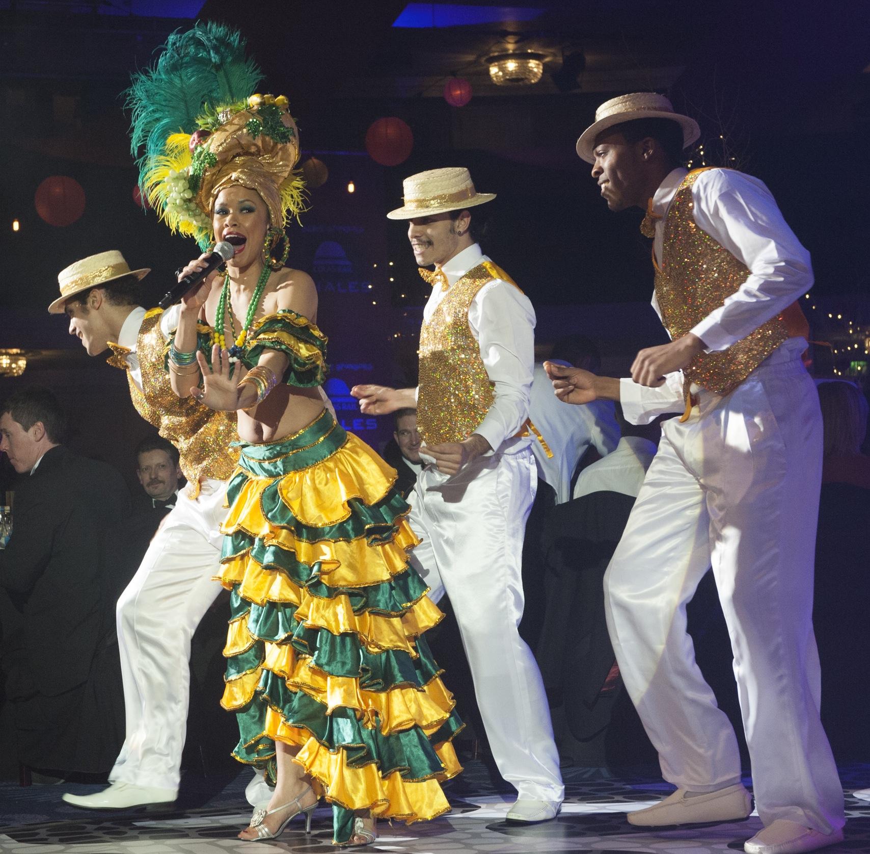 Live Brazilian Cabaret