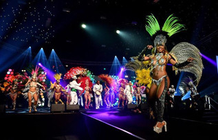 CARNIVAL STAGE SHOWS