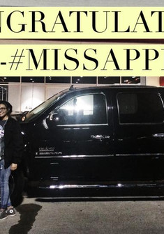 🎉 Congratulations to the Huertas on their new GMC Seirra!! 🎉  Come see #MissApproval for your next vehicle! Remember: No situation is too large or too small for me!