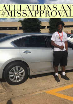 🎉 Congratulations to Tony on his new 2015 Nissan Altima! 🎉  Tony and his father were on the hunt for the perfect FIRST vehicle that would last him past College. On the list was also a low payment and a low down payment.  I am proud to say we were able to address ALL needs and Tony drove away in his new vehicle! 🤗🤗