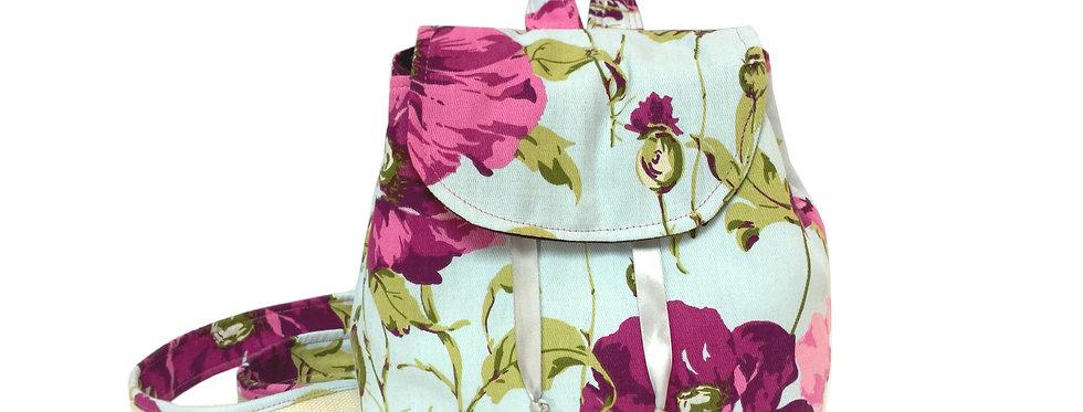 Sac à dos, sac artisanal, sac décontracté, bagage à main, sac bohême - Violine