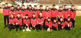U14 Feile Peil team
