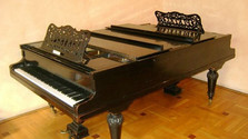 A sound investment - a Pleyel grand piano