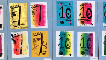 Seeing Numbers with Jasper Johns
