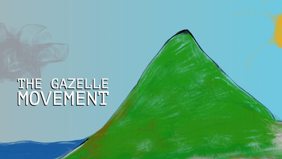 Welcome to The Gazelle Movement