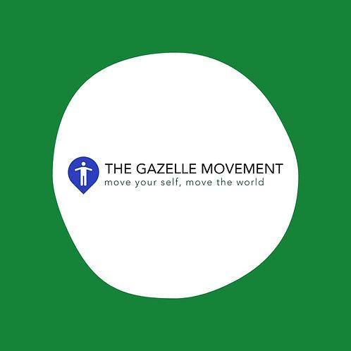 An Intro to The Gazelle Move e-Book