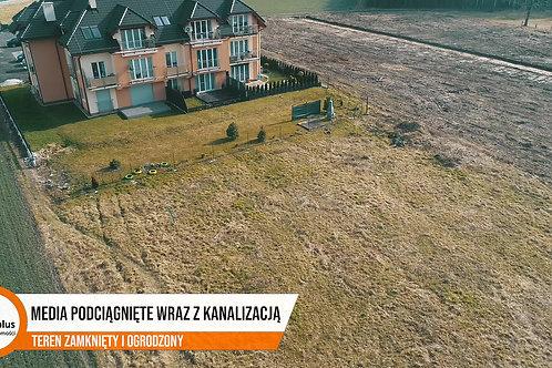 Działka Strumień 2000 m2