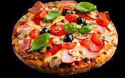 Pepperoni-pizza-on-wooden-tray-HD-wallpa