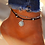 Thumbnail: Vintage Multi Layer Sun Anklet Ankle Bracelet