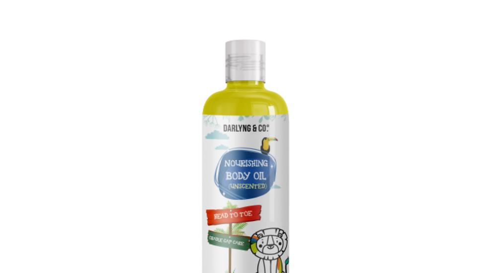 Nourishing Body, Scalp & Cradle Cap Oil
