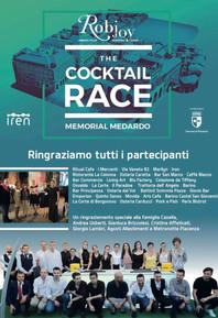 Serata Cocktail Race in onore di Medardo - Ringraziamenti