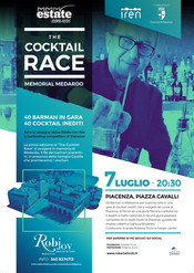 Estate con noi - Piacenza - Cocktail Race