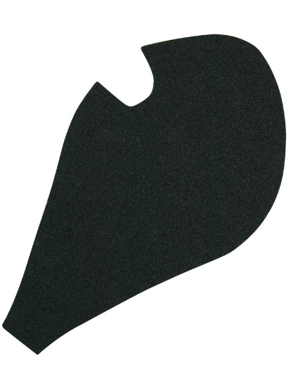 Electric Sabre Black Foam Padding