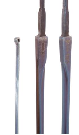 Blue Sabre Blade