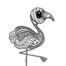 Mindful Flamingo