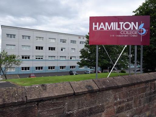 Wee Wobblers @ Hamilton College