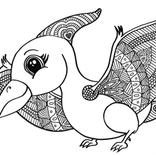 Mindful Pterodactyl