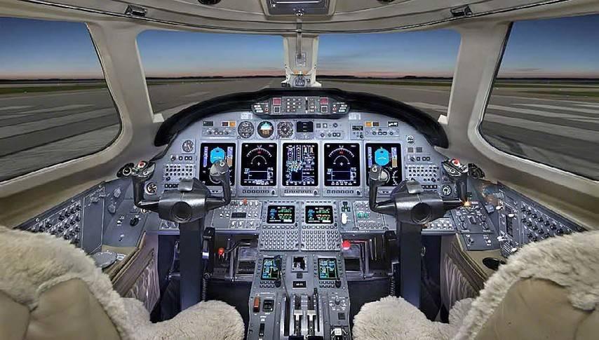 Billions Luxury Portal Cessna Citation X