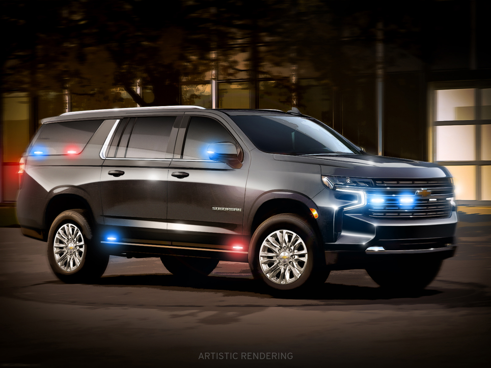 THE CHEVY SUBURBAN HD IS BACK