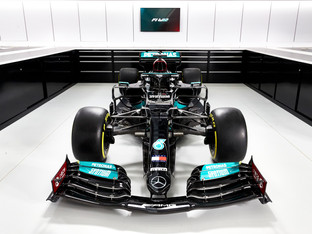 Introducing W12, the Mercedes-AMG Petronas F1 Team's 2021 challenger!