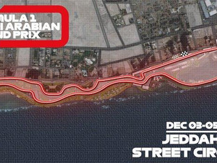 The Kingdom unveils 'fastest street track' layout ever