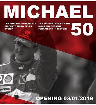 michael Schumacher - Ferrari at 50