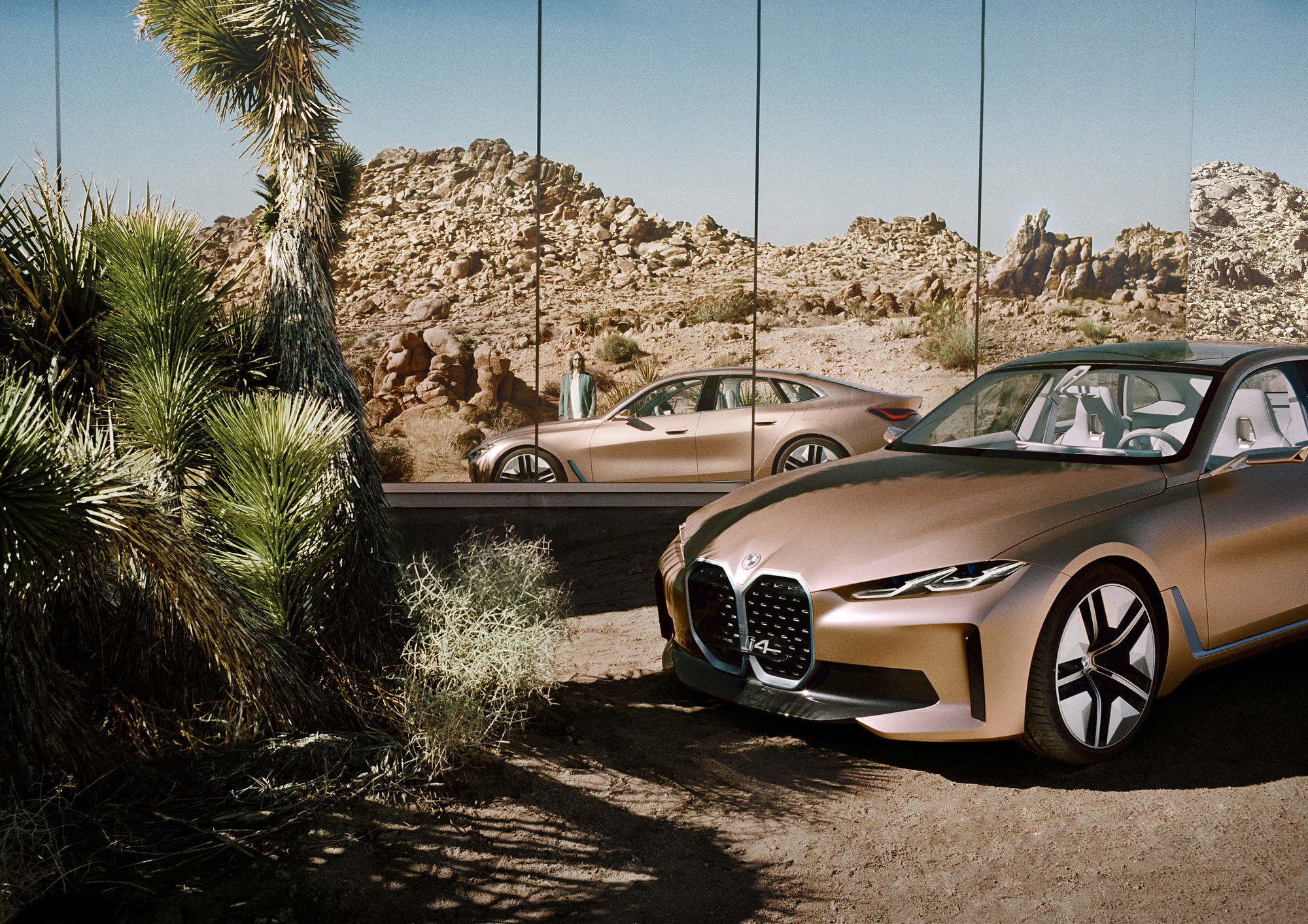 Stay Ahead In Style With The New Bmw Concept 4i