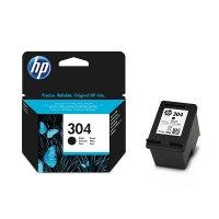 Cartridge HP 304 zwart
