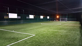 Football Pitch Hire - 3G Astroturf