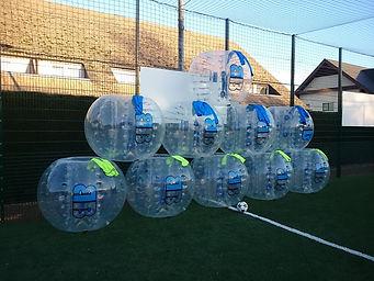 Zorb Wars Bubble Football
