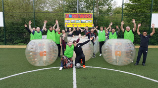 Kick Off Sports agree full takeover of Zorb Wars