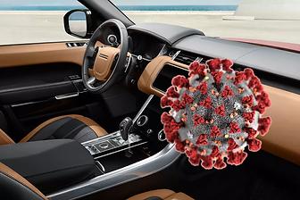 How much harmfull bacteria & virus lives inside your car?