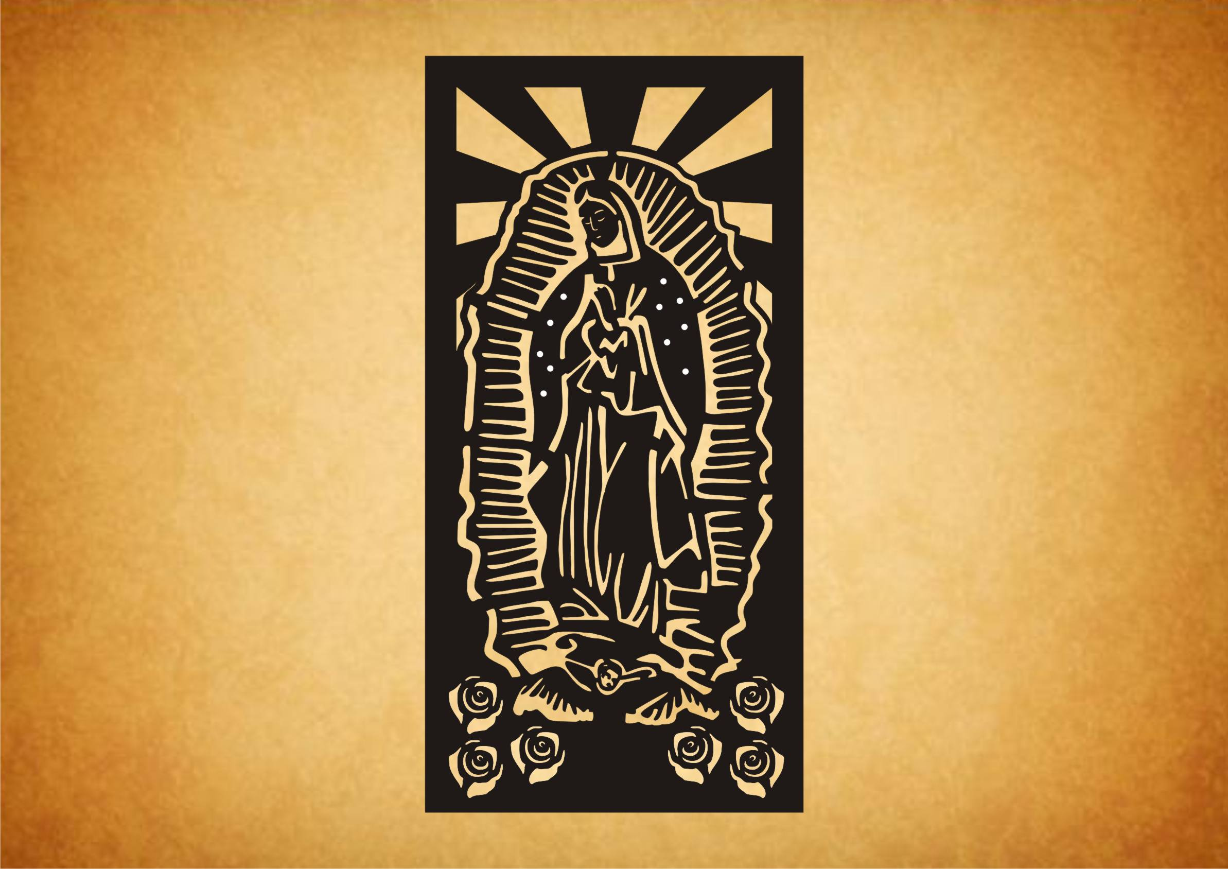 VIRGEN DESTELLO