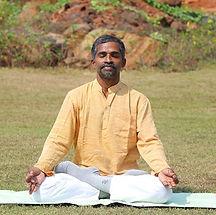 Rajeevan - Hatha & Ashtanga Yoga Teacher