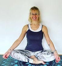Andrea - Ashtanga yoga Teacher