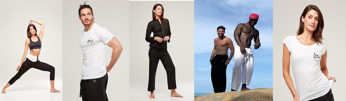 Organic Yoga wears
