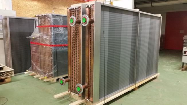 KVS-Wärmetauscher