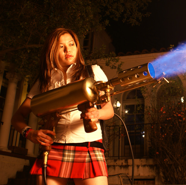 F452 Flamethrower