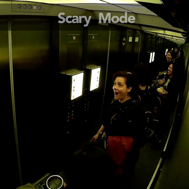 Scary Mode