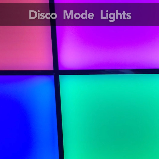 Disco Mode Lights