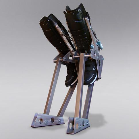 Digrade Stilts
