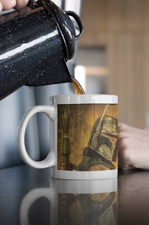 COFFEE MUG BOBA FETT