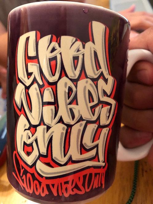 Good Vibes Only - Mug