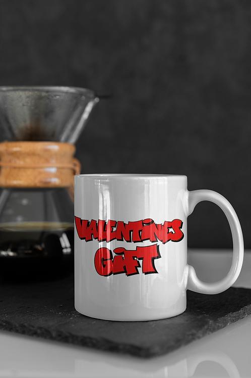 valentines custom mug