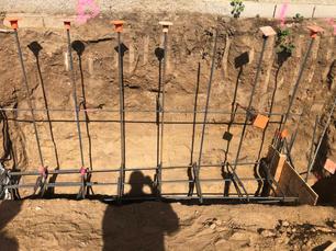 Rebar for Retaining Walls