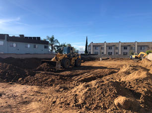 Recompaction and Grading