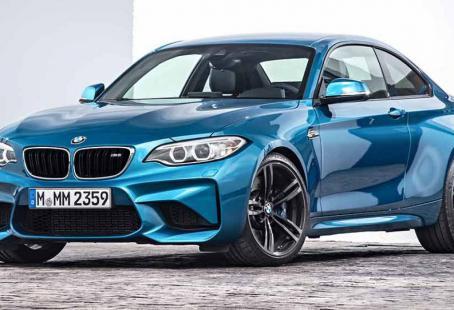 Bemutatták a BMW M2-est