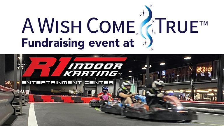 R1 Indoor Karting Center Fundraiser